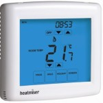 heatmiser programmable thermostat